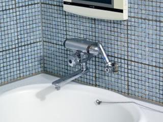 給湯機能付きの最新式お風呂