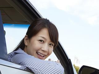 車の運転と同じように旦那のコントロールも上手い妻