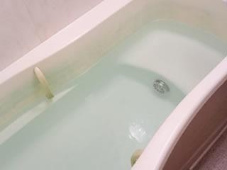 掃除が行き届いた綺麗なお風呂場