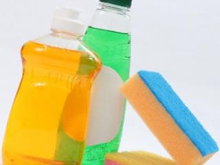 カーテンの洗濯にも使える中性の液体洗剤