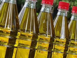 世界に輸出されるキャノーラ油