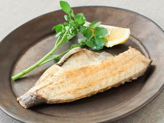 不飽和脂肪酸の含まれる青魚の焼き物