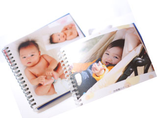 赤ちゃんお写真アルバム