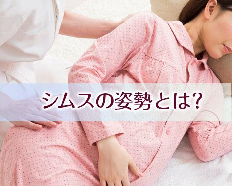 シムスの姿勢は妊婦におすすめの寝方!やり方/人気抱き枕