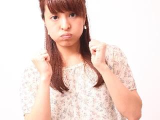 離婚届を勝手に出されて激昂する女性