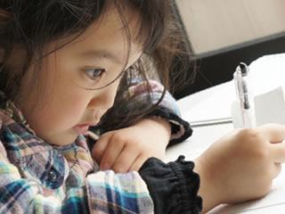 離婚問題の親権で揺れる勉強熱心な子供
