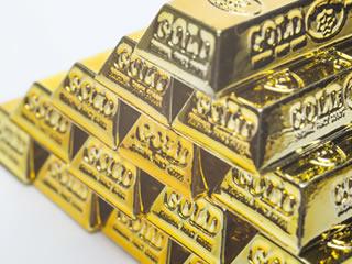 個人資産として好まれる金塊