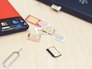 MVNOの業者が扱う格安SIM