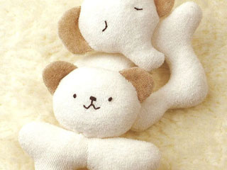 ベビーズトイ babys toy TB003-03(くま・ぞう)