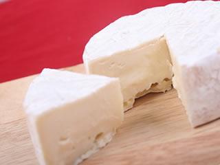 ソルビン酸が添加されているカマンベールチーズ