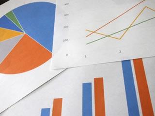 プロが算出した家計支出のグラフ