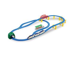 E7系北陸新幹線かがやき立体レールセット