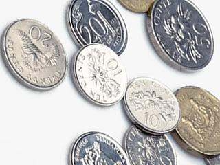 弁護士費用の足しにされる海外の硬貨