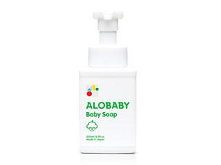 アロベビー ベビーソープ