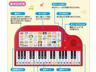 両手でひけるピアノえほん デラックス