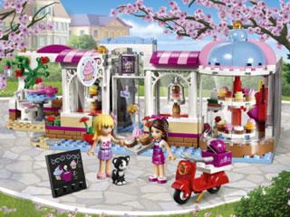 LEGO frends 41119 カップケーキカフェ