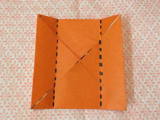 折り方の手順4