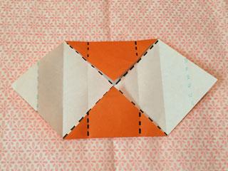 折り方の手順5