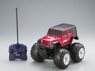 ラジオコントロール W-DRIVE ジープラングラー