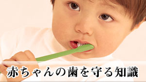 赤ちゃんの歯を守るママの知識!虫歯を作らないために