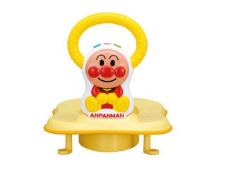 アガツマ アンパンマン2WAY補助便座おしゃべり付き