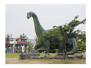 内灘ハマナス恐竜公園