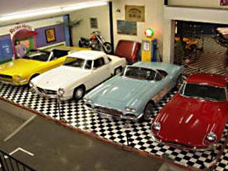 大分県「九州自動車歴史館」