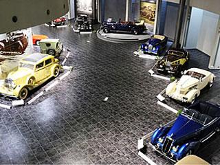 愛知県「トヨタ博物館」