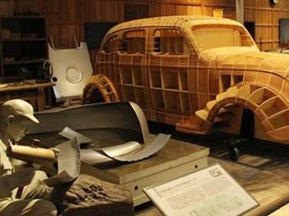 愛知県「トヨタ産業技術記念館」