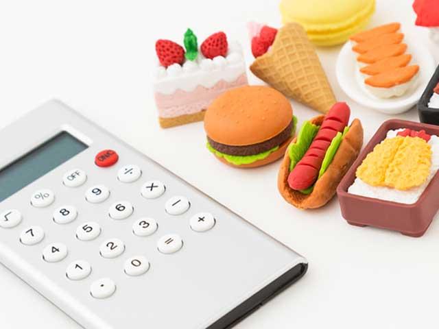 食品と計算機