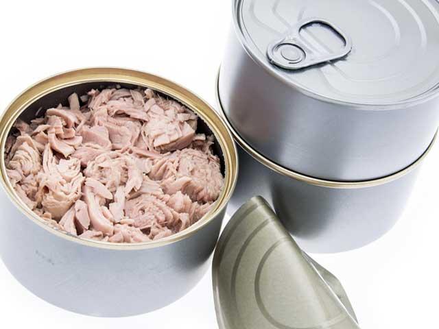 ツナ缶3缶