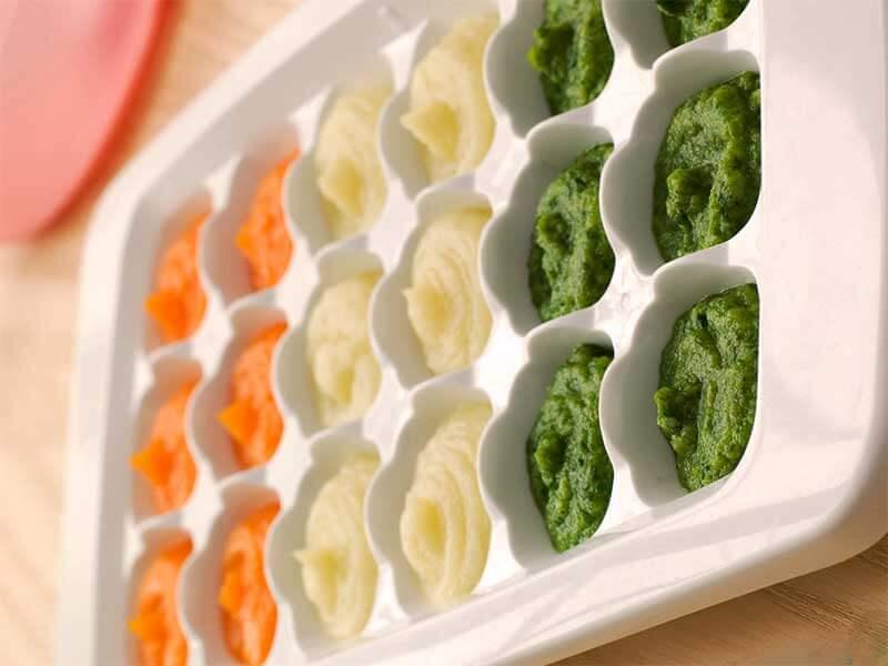 人参などの野菜ペースト