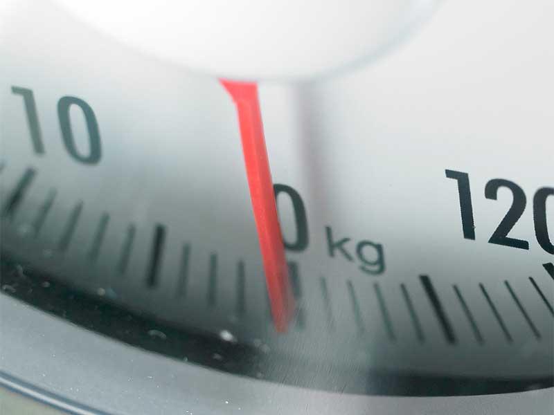 体重管理用の体重計