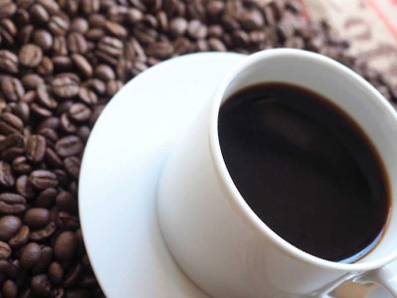 コーヒーと珈琲豆