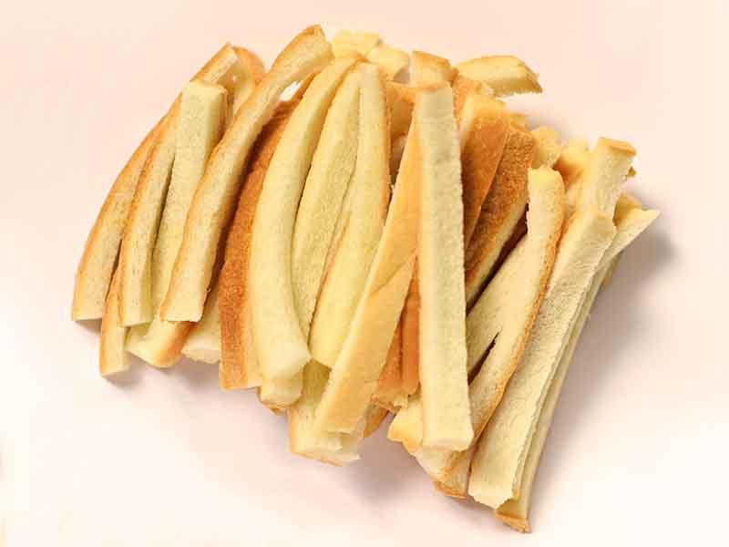 食パンの耳