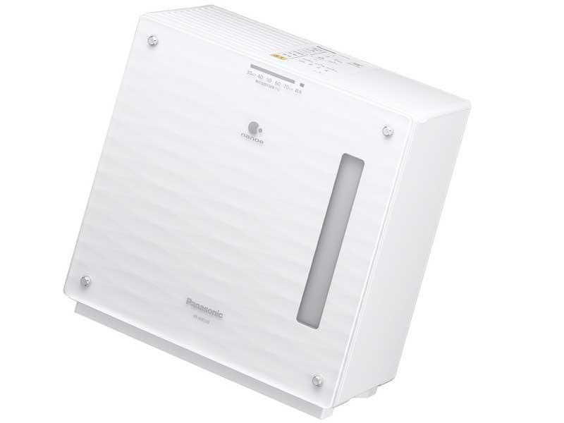 パナソニック加湿器FE-KXL07(サイト画面キャプチャ)