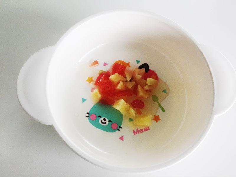 じゃがいもとトマトのスープ煮