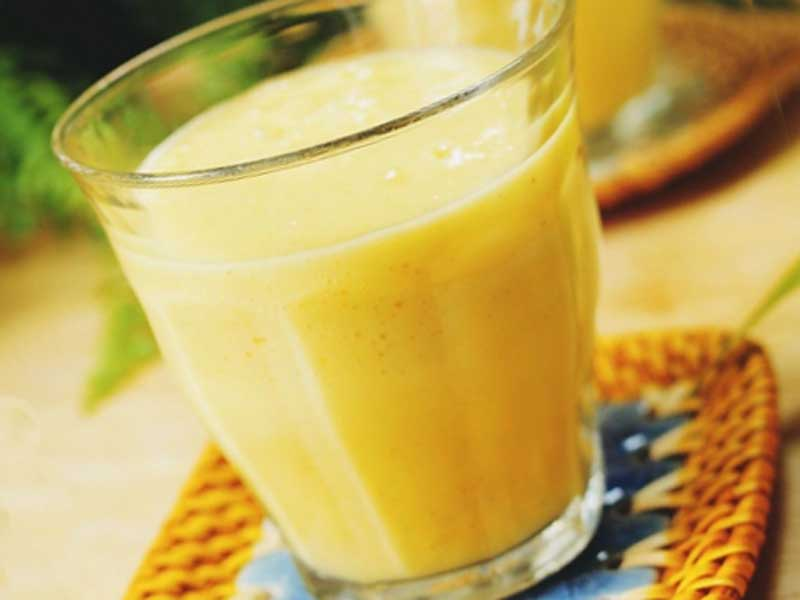 パイナップルの果汁
