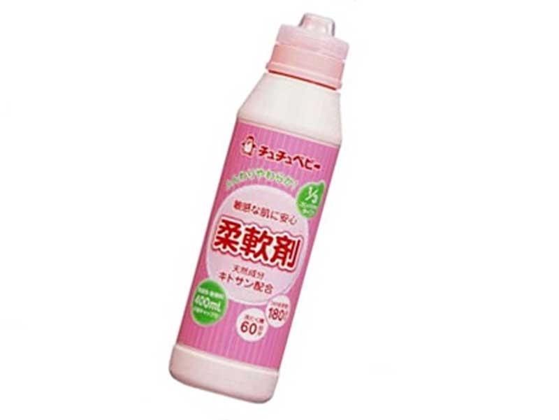 チュチュベビー 液体柔軟剤