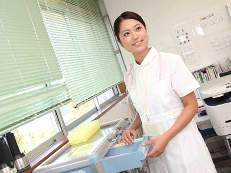 病院の看護婦さん