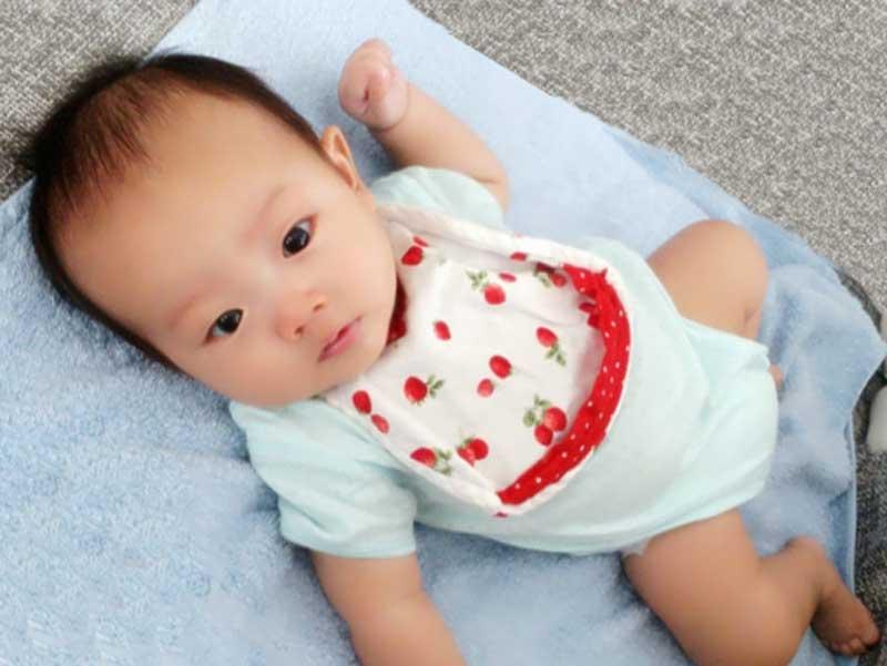 一歳未満の赤ちゃん