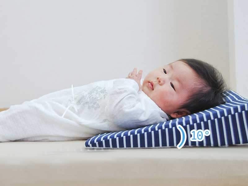吐き戻し防止 ベビー枕