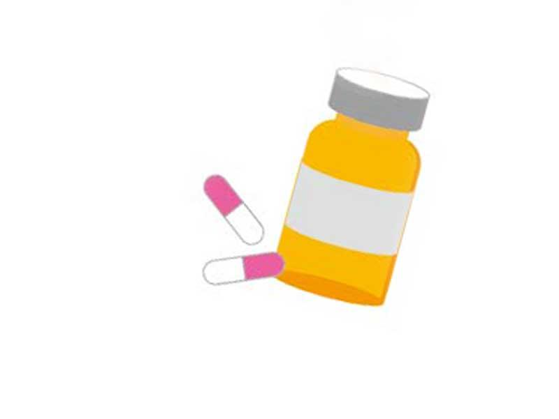薬物のイラスト
