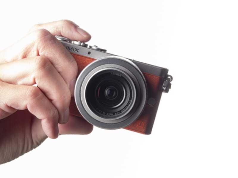 撮影用のカメラ