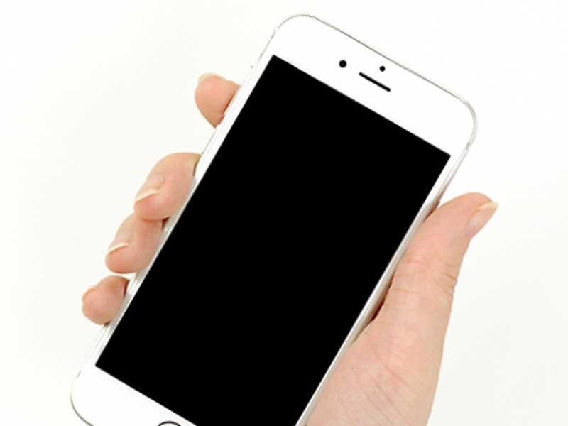 録音用の携帯電話