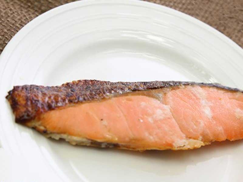 脂質の少ない焼き魚