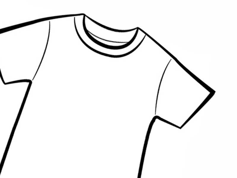 男性用肌着のイラスト