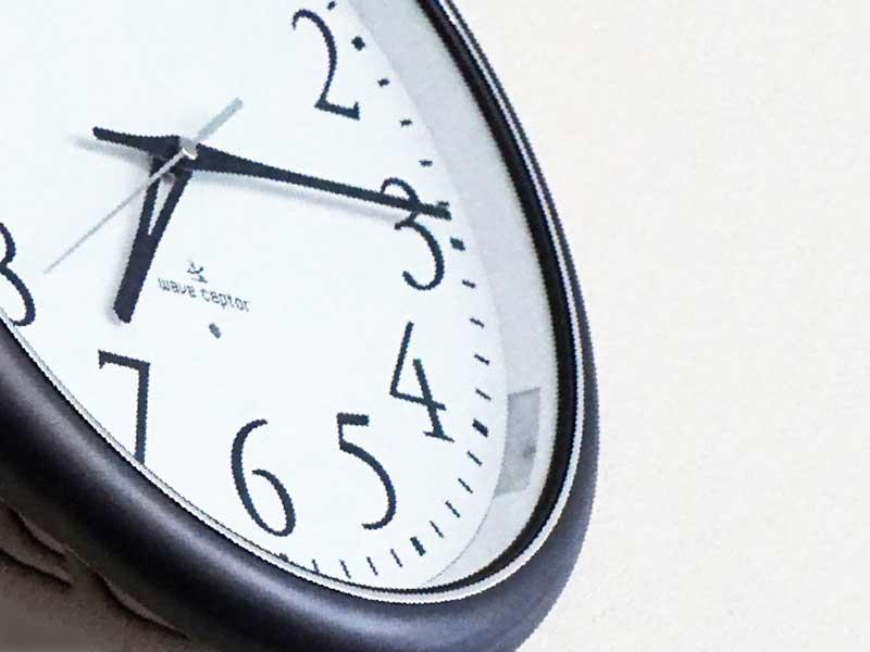 掛け式時計