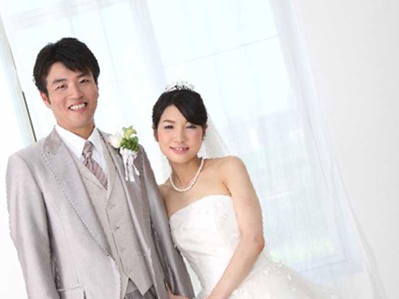 夫婦の結婚式