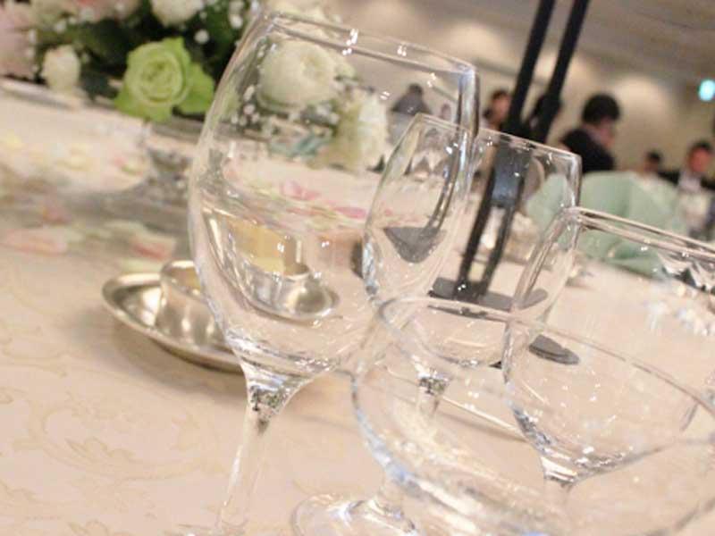 結婚式の披露宴